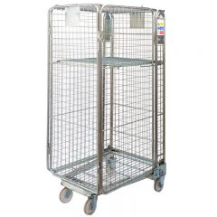 Security A Frame Nestable Roll Pallet