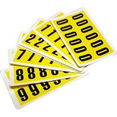 Self Adhesive Numbers (Complete Packs)