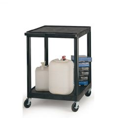 Service Trolley GI334L transporting cleaning liquids