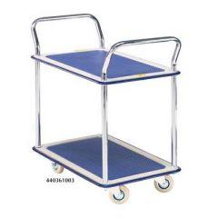 2 Shelf Trolley - 120kg