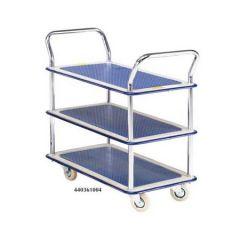 3 Shelf Trolley - 120kg