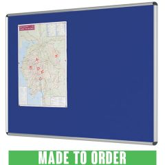 Shield® Deluxe Noticeboards - Made to Order
