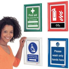 Shield® Coloured Poster Frames