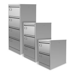 Silverline Executive Filing Cabinets