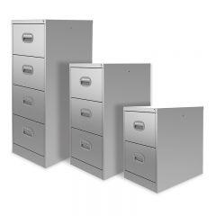 Silverline Kontrax Filing Cabinets