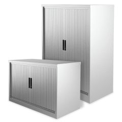 Silverline Side Tambour Cabinets