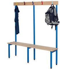 Tall Cloakroom Benches