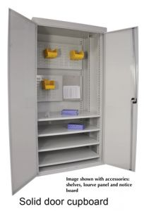 Heavy Duty Solid Cupboard High Capacity Drawer System