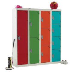 Spectrum Primary School Lockers
