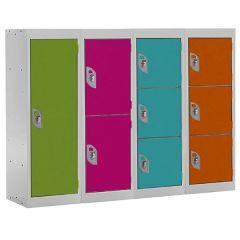 Spectrum School Lockers - 955mm High