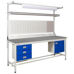 SQ Laminate Top Workbench Kit
