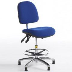 Static Dissipative Ergonomic Chairs