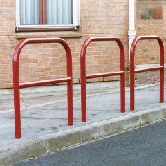 Reinforced Hoop Barriers