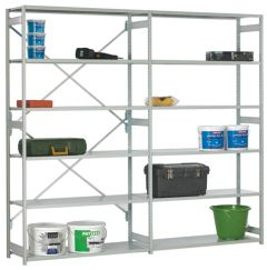Office Shelving Open Bays