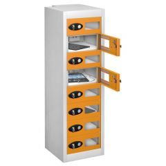 TabBox Charging Locker Vision Doors