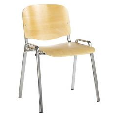 Beech Effect Chair