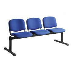 Fixed Waiting Room 3 Seater Unit