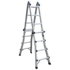 Telescopic Folding Ladders