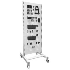 Tool Panel Trolleys with Pegboards
