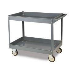 Toptruck Steel Two Shelf Trolley - 250kg