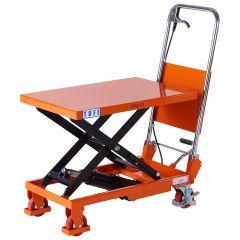 TUFF Scissor Lift Trolley 150kg