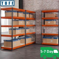 TUFF Shelving Bundle Deal - 200kg UDL