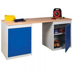 TUFF Pedestal Modular Workbenches