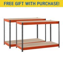 Workbench Bundle & Free Gift - W1200mm