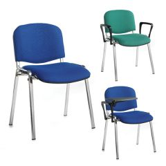 Alford Chrome Frame Chairs