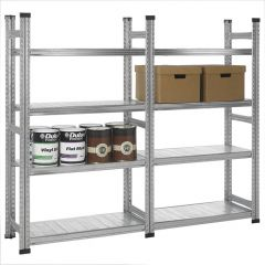 Value Steel Shelving (175kg UDL)