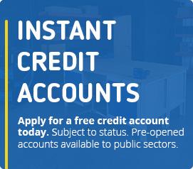 Instant Credit Accounts