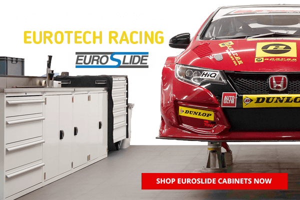 Proud sponsor of Eurotech Racing
