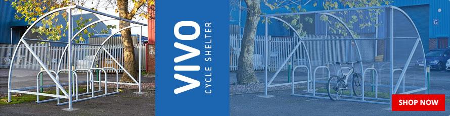 Vivo Cycle Shelter