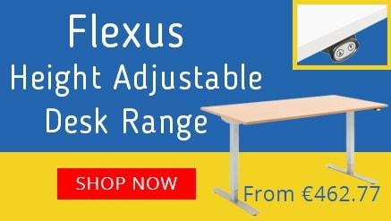 Flexus Height Adjustable Desk