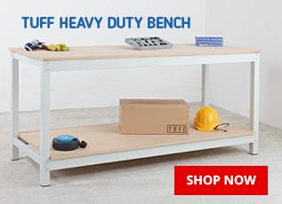 Heavy Duty Budget Workbench