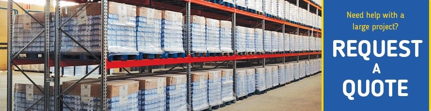 Request a Racking Quote.