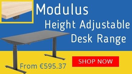 Modulus Height Adjustable Desk